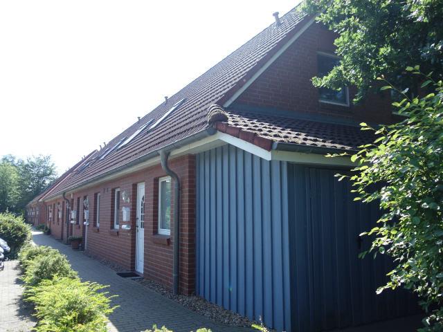 Vermietete Erdgeschosswohnung mit Terrasse in Hemmoor