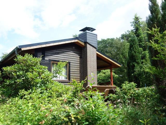 Ferienhaus am Waldrand in der Wingst