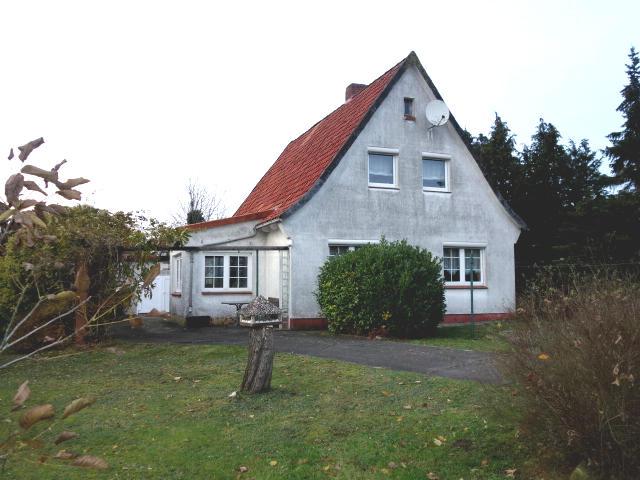 Einfamilienhaus mit schönem Blick ins Grüne, Hemmoor