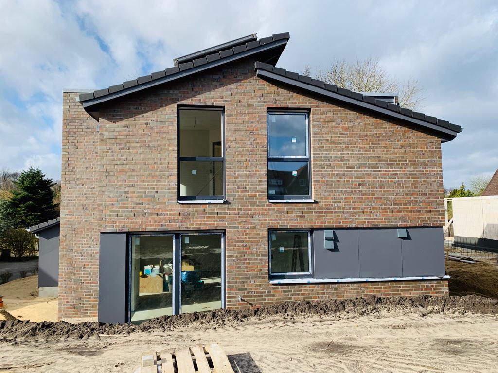 Smart Home: Provisionsfreie KfW55-Doppelhaushälfte, Stade