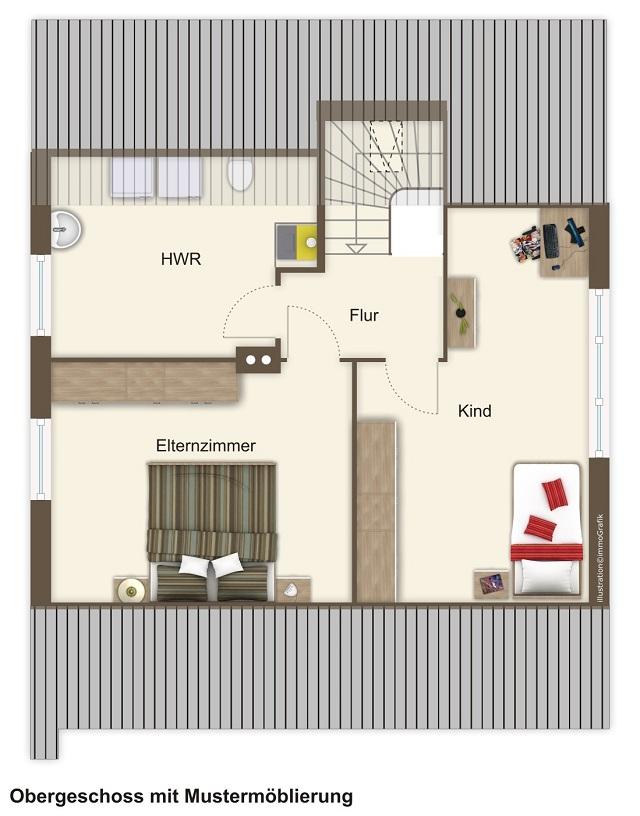 Gepflegtes Einfamilienhaus in Cuxhaven-Altenwalde