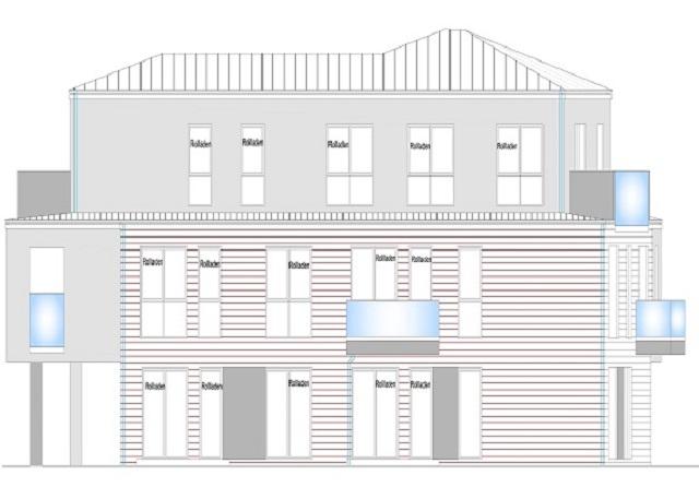 Neubau: 3-Zimmer-Mietwohnung in Buxtehude