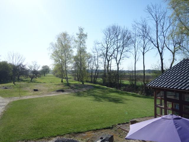 Reetdachhaus in idyllischer Lage im ländlichen Bülkau