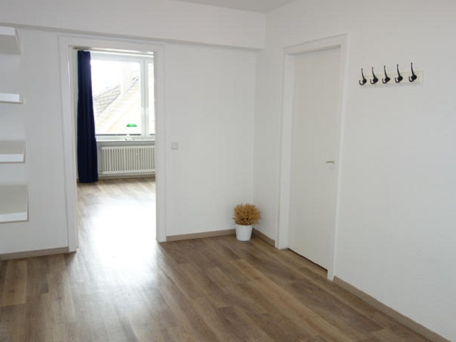 2-Zimmer: Single-Mietwohnung in Cadenberge