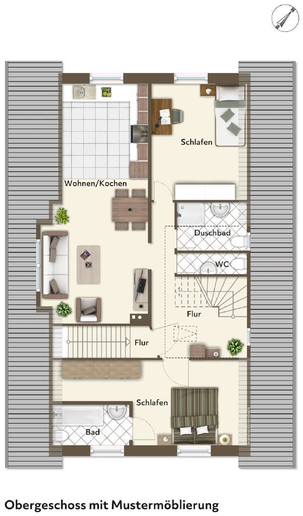 Wohnhaus mit 2 Wohneinheiten in Grünendeich