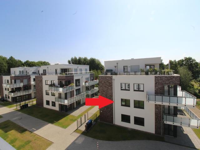 Courtagefrei! 3-Zimmer-Wohnung im 1. OG, Buxtehude