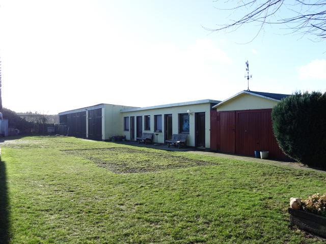 Hofensemble mit Ferienwohnungen in Berensch