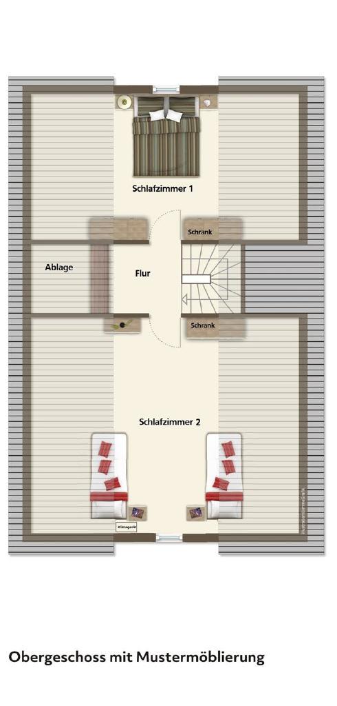 Gepflegtes Ferienhaus in Hollern-Twielenfleth